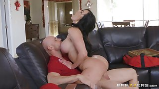 jumping on a hard stranger's cock is the favorite sport of Kendra Lust