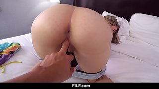 She Take Cock From Hung BF