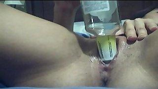 MICHELLE GRECH Decanter FUCKING