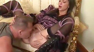 Abendkleid porno